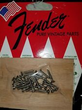 Fender   pickguard  screws 24 pieces 5/8