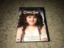 Curly Sue (DVD, 2003) Original Snapcase