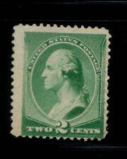 USA George Washington Scott #213 Unused No Gum