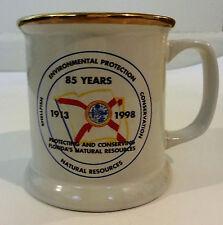 Florida Environmental Protection Mug 85 Years of Protecting Natural Resources