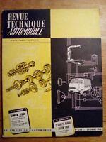 REVUE TECHNIQUE AUTOMOBILE SIMCA 1000 - SALON 1966 n°248 DECEMBRE 1966