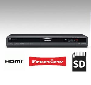 Panasonic DMR-EX77 DVD Recorder With SD Card, HDMI, Freeview