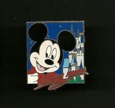Mickey Mouse & Cinderella Castle Splendid Walt Disney Pin
