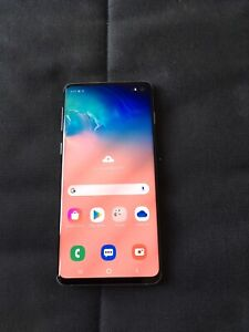 Samsung Galaxy S10 SM-G973F-128GB-Prism White(Unlocked)(Dual SIM)Camera Issue