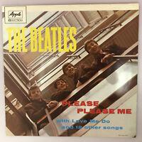 The Beatles - Please Please Me LP Vinyl Album ORIGINAL!!!