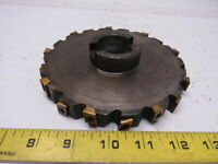 """Ingersoll 36J6B0612R40 6"""" Indexable Slot Milling Cutter 3/4"""" Width 1-1/2"""" Arbor"""