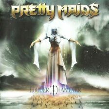 CD + DVD SET PRETTY MAIDS LOUDER THAN EVER BRAND NEW SEALED