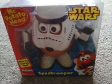 Mr Potato Head ~ SPUDTROOPER ~ STAR WARS ~ Brand New 2005