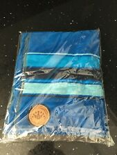 Scotty Cameron Rhythm Towel Blue w Leather Patch.  Gallery Product Encinitas CA