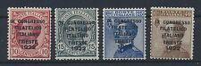 Italien 153/56 einwandfrei postfrisch ............................