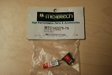RC Crystal Set (TX and RX) Megatech MTC142275-79 FM 75.770 MHZ New