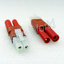 Tamiya Stecker auf 4mm HXT Buchse Hochvoltstecker Adapter Lade Kabel LiPo Akku