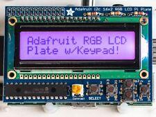 Adafruit RGB Positive 16x2 LCD+Keypad Kit for Raspberry Pi [ADA1109]