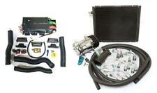 Gearhead AC Heat Defrost Air Conditioning Mini A/C Kit + Fittings & Compressor