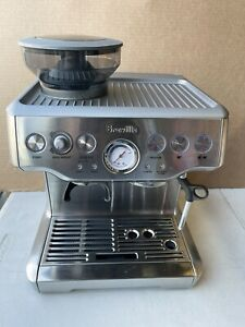 Breville the Barista Express Espresso Machine - Brushed Stainless Steel BES870XL