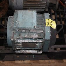 ABB 3 PHASE MT2AA90L-4 ELECTRIC MOTOR 1420rpm 1.75kW @ 440V