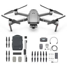 DJI Mavic  2 Zoom Fly More Combo 4k drone with  accessories & batteries