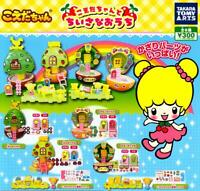 takaratomy-arts twig-chan Gashapon 6set mascot capsule toys Figures Complete set
