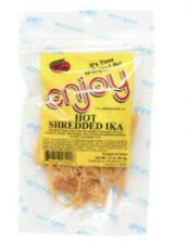 Enjoy Hot Shredded Ika 1.5 Oz (Pack Of 5)