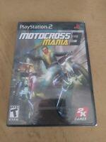 Brand-New Motorcross Mania 3 (Sony Playstation 2, 2005) Rare/New Freeshipping