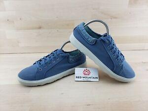 Merrell Around Town City Blue Bering Sea Sneakers - Women's Size 10