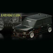 ABC Hobby NISSAN XANADU Cube 163mm Body 1:10 RC Cars M-Chassis Gambado #66041