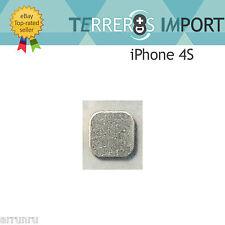 Chapa Metal Pulsador Boton Home para iPhone 4S