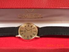 Relojes de pulsera OMEGA de cuero para mujer