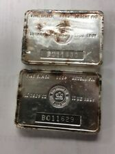 RCM ROYAL CANADIAN MINT VINTAGE CONSECUTIVE NUMBERS 10 OZ SILVER BARS