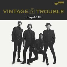 VINTAGE TROUBLE 1 HOPEFUL Rd. CD ALBUM (August 14th 2015)