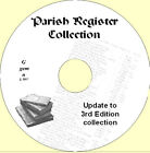 Update to 2000+ Collection Parish Registers BMD of England / Britain UK  records