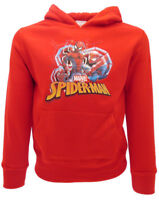 Felpa Spiderman Originale Marvel rossa