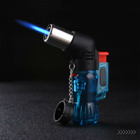 Portable Mini Butane Jet Torch Cigarette Windproof Flame Lighter with NO Gas