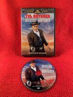 Invitation to a Gunfighter DVD Yul Brynner 1964 Rare MGM Western Region 1 USA