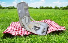 Picnic Time Kit Outdoor Cutlery Bag Travel size Hiking & Camping ready Polo Star