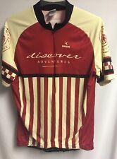 Hincapie Sportswear Cycling Jersey XXL Discover Adventures