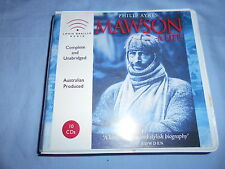 Mawson: A Life. Philip Ayres. 10 CDs. 2004. Read by James Wright
