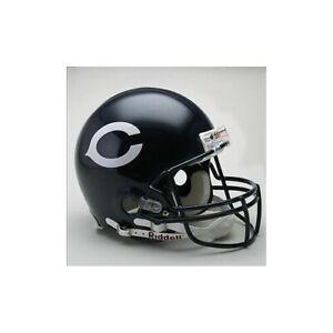 CHICAGO BEARS 2004 NFL Riddell FULL SIZE Replica Football Helmet