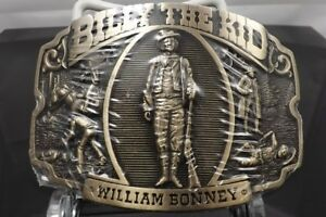 AWARD DESIGN MEDALS BILLY THE KID WILLIAM BONNEY FIRST EDITION MINT IN SHRINK