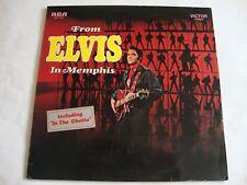 Elvis Presley LP From Elvis In Memphis (Orange) (RCA LSP-4155, Germany)