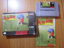 The Irem Skins Game ~~ Jeu SNES Super Nintendo Complet NTSC-USA