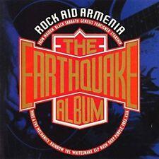 Earthquake Album-Rock Aid Armenia (1990)   CD   Iron Maiden, Black Sabbath, F...