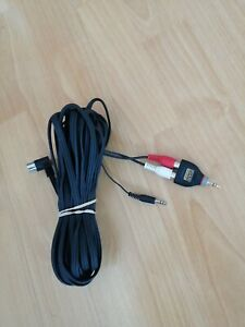 Bose Cables 5 pin to Rca  lifestyle Woofer  with audio extension