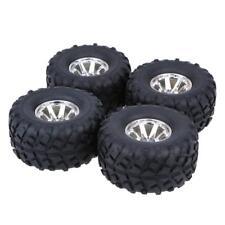 4 piezas de neumáticos Bigfoot neumático de goma para Traxxas HSP 1/10 RC