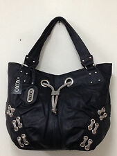 NEW! XOXO ARTISTIC FLARE HOBO BAG PURSE BLACK $72 SALE