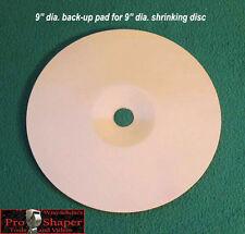 Shrinking Disc Backing Pad
