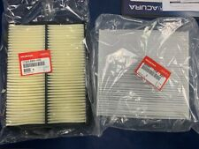 Acura OEM Engine and Cabin Air Filter Kit 2019 - 2020 RDX