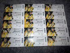 Pittsburgh Penguins vs Columbus Blue Jackets TICKET STUB 12-21-17 Game 17 Murray