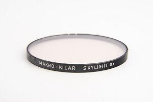 Kilfit Makro Kilar Skylight 0x Filter for 4cm f/2.8 Macro Lens VERY RARE V17