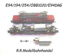 Mabuchimotor mit Schwungmasse  für  E94/194/254/ÖBB1020/E94DRG  BTTB/Zeuke neu